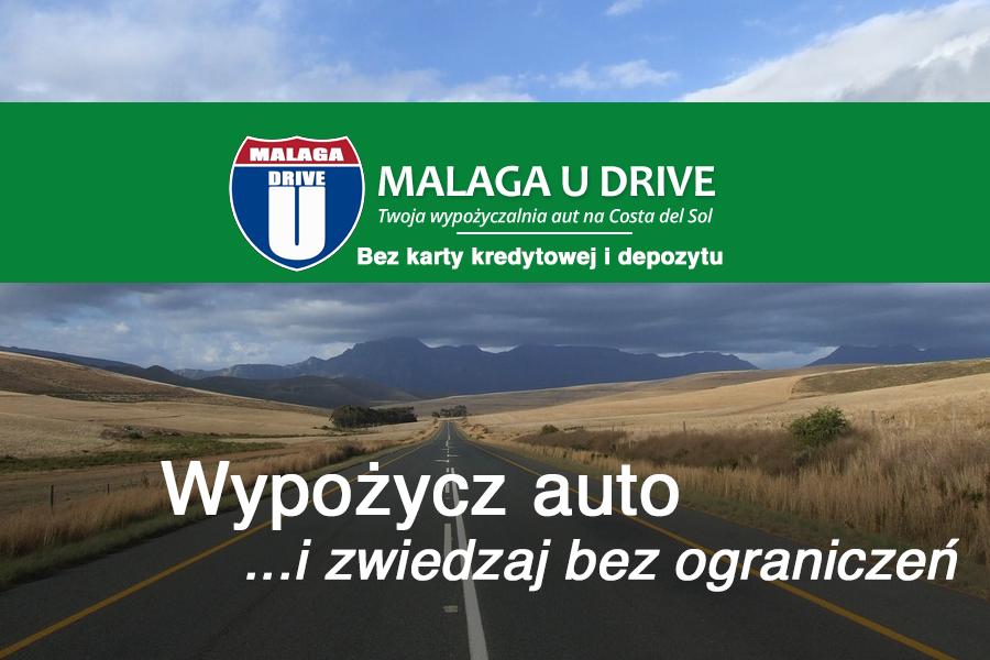 Wypożyczalnia samochodów Malaga